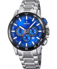 Festina F20352-2 メンズクロノオートバイ時計