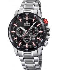 Festina F20352-4 メンズクロノオートバイ時計