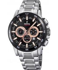 Festina F20352-5 メンズクロノオートバイ時計