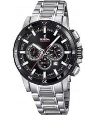 Festina F20352-6 メンズクロノオートバイ時計