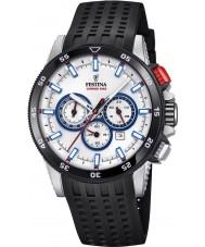 Festina F20353-1 メンズクロノオートバイ時計