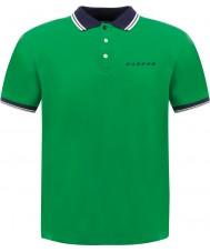 Dare2b DMT318-3BL80-XL ルールトレッキング緑のポロシャツの下メンズ - サイズXL